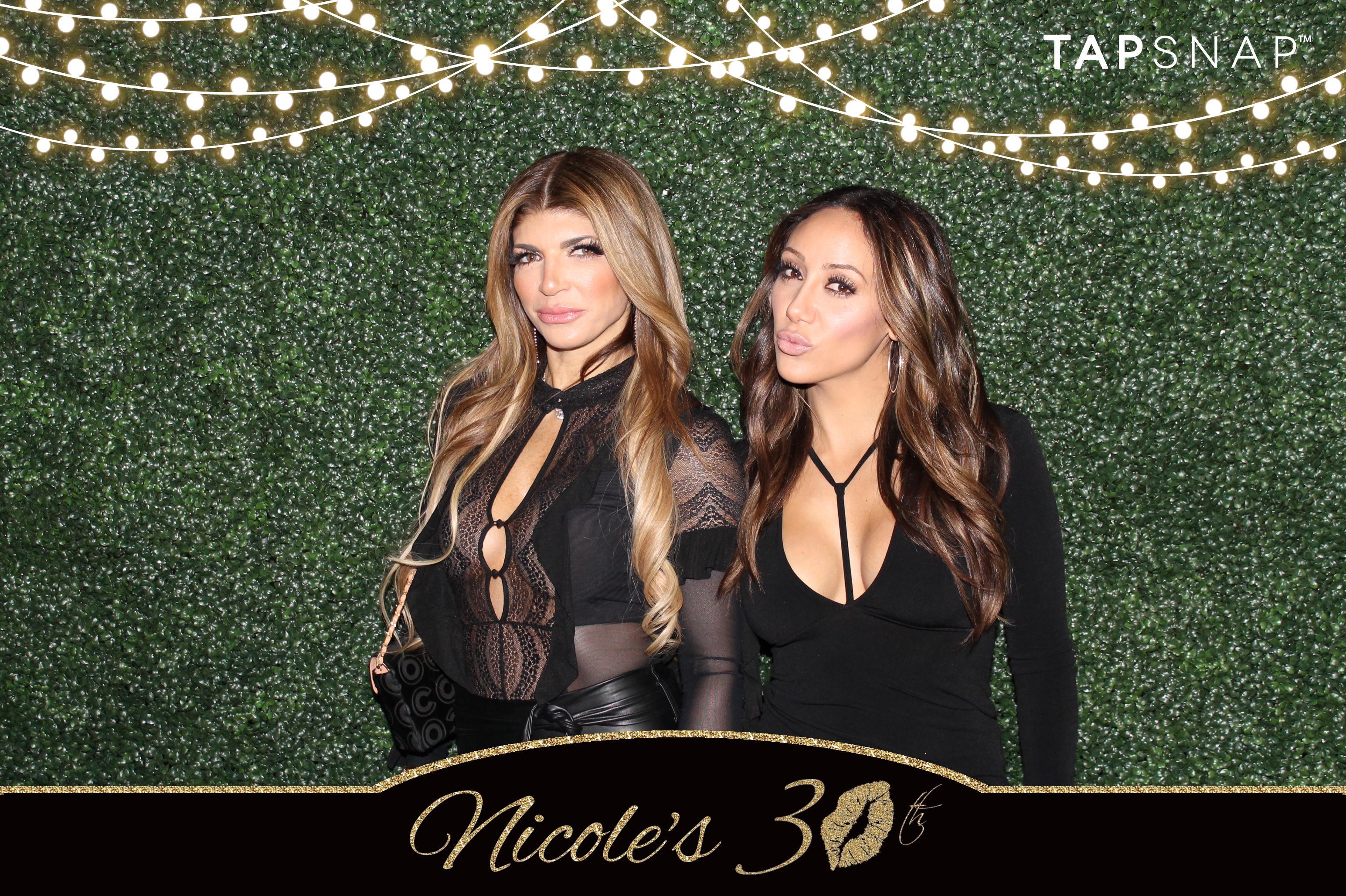 Teresa and Melissa using TapSnap