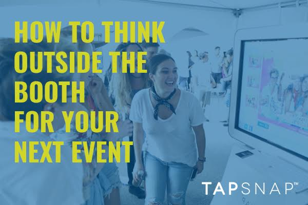 how to think ouside the box for your next event