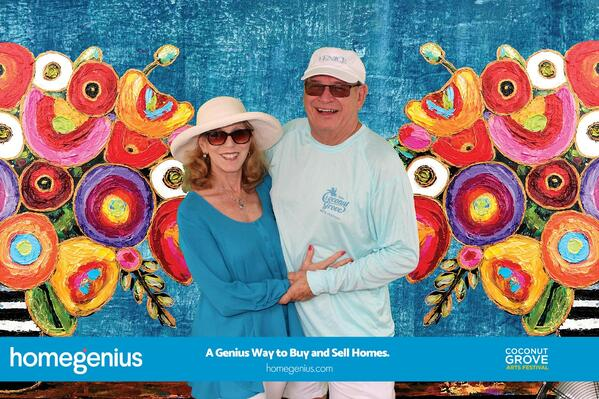 homegenius TapSnap photo booth print