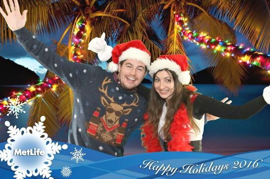 10 best holiday photos of 2016 by tapsnap photo booth rental
