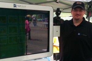 Brian Clawson of Zanesville, Ohio -love your work again