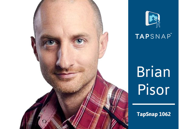 Brian Pisor, of TapSnap 1062, on Buying a Franchise and Finding Success