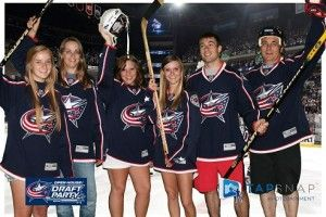 TapSnap Collaborates with the National Hockey League