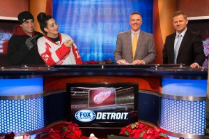 Fox Sports Gives Hockeytown Fans the TapSnap Experience