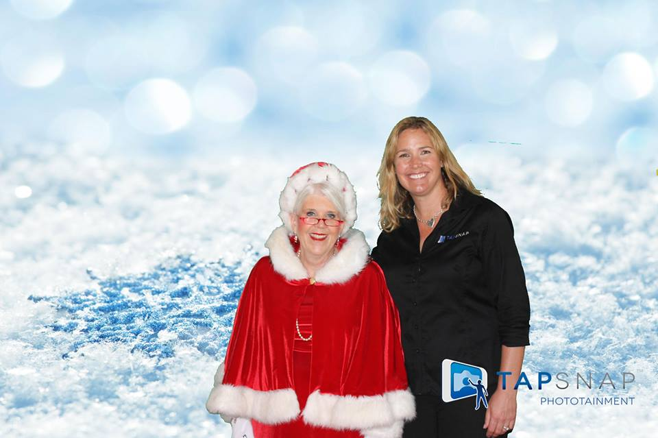 photo booth rental for holiday party