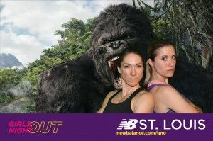TapSnap 1149 at New Balance's Girls Night Out in St. Louis.