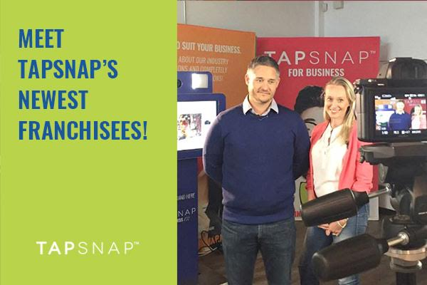 Meet TapSnap's Newest Franchisees! 2017
