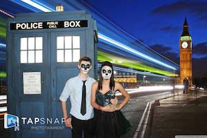 shocka-rent a photo booth for halloween