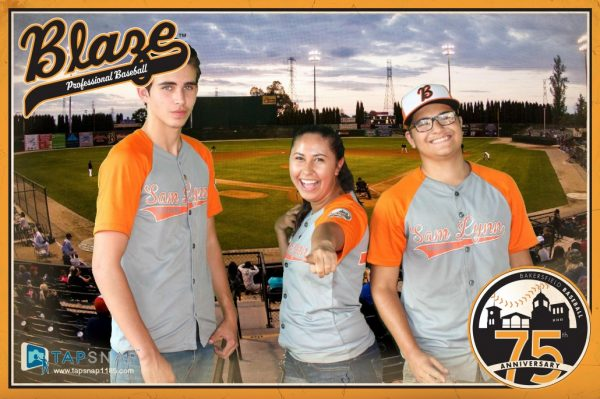 Sporting Events Photo Booth Rentals