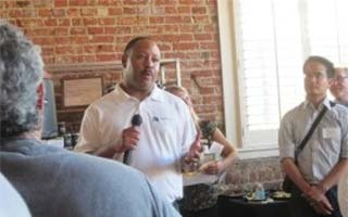 Chamber Mixer in Purcellville Draws Year's Biggest Crowd