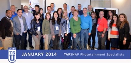 tapsnap photo booth franchise university