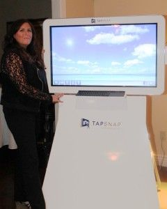 successful tapsnap photo booth franchisee