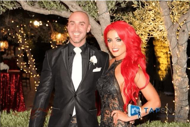 eva maries wedding-photo booth celebrities use