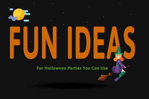 Fun Ideas for Halloween Parties You Can Use!
