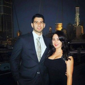 Picture of Nick and Melanie, owners of TapSnap 1165- young franchise owner
