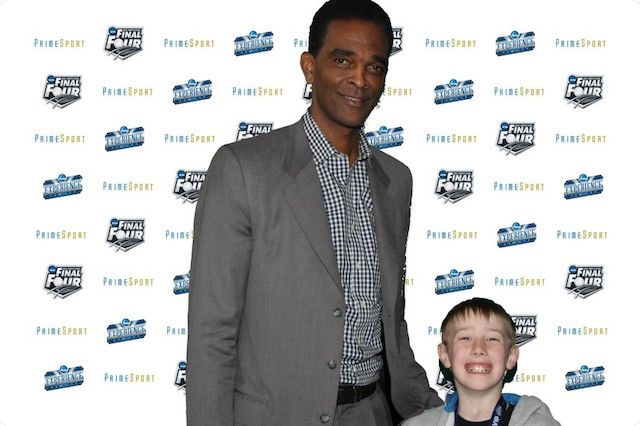 ralph sampson_primesport_photo booth celebrities use