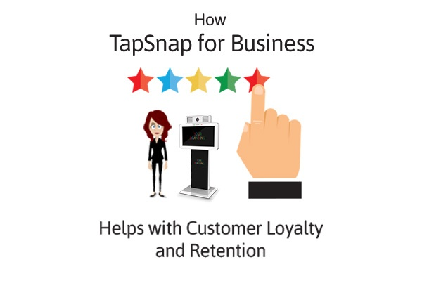 how can a photo booth help with customer loyalty and retention
