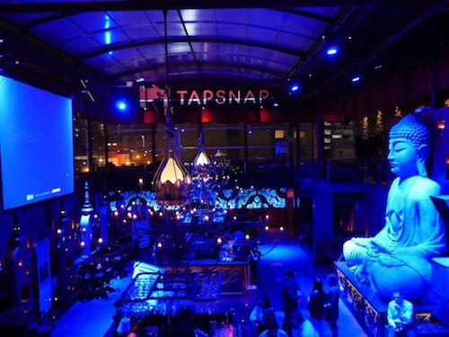 TapSnap Peru Makes a Splash at Sukha Buda Lounge
