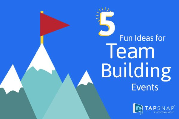 5 Fun Ideas for Team Building Events