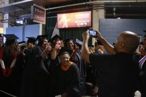 Behind the Scenes at Maryville University's Commencement with TapSnap