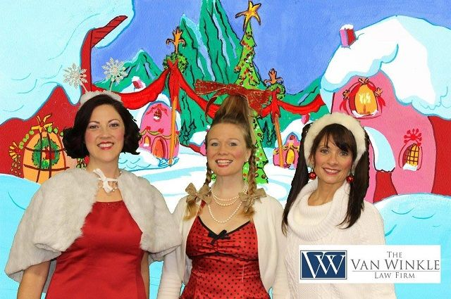 holiday photo booth rentals photo