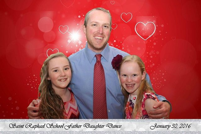 rent a photo booth for valentines