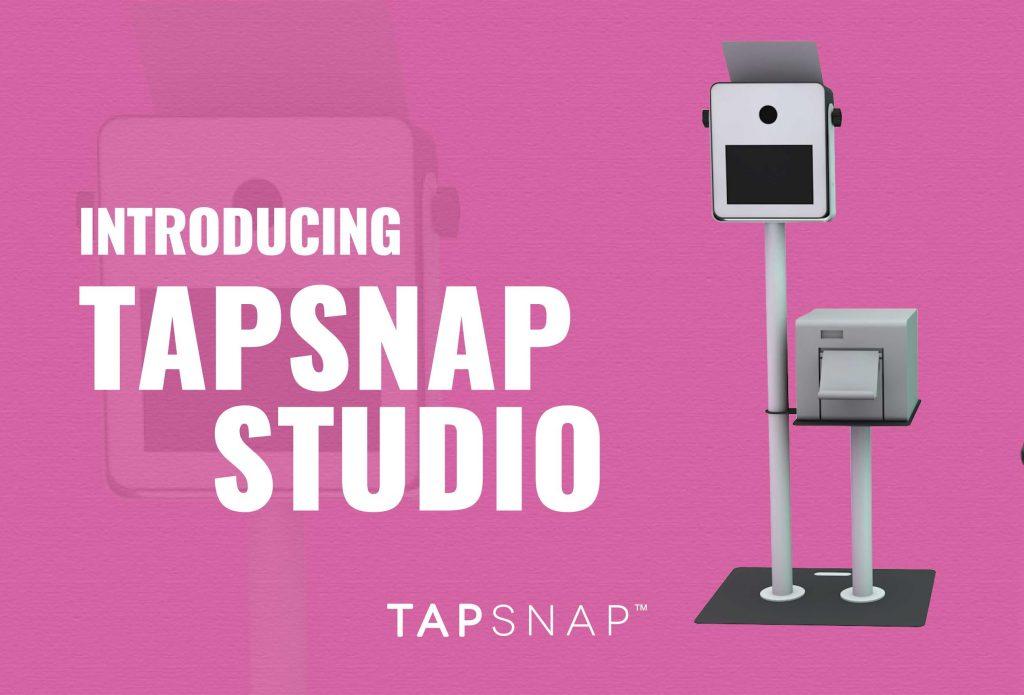 Introducing The New TapSnap Studio!