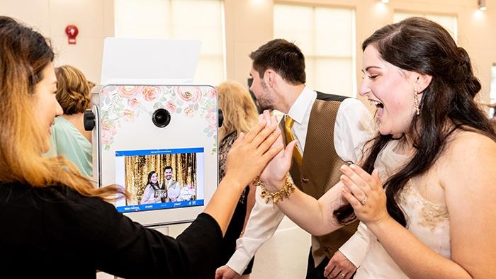 Studio wedding 2