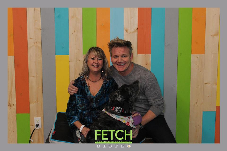 Gordon Ramsay at Fetch Bistro
