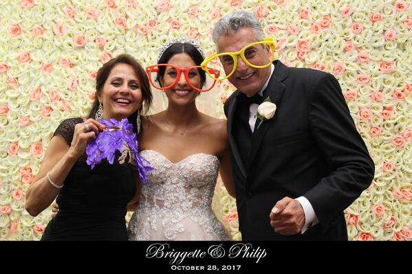 TapSnap wedding photo booth