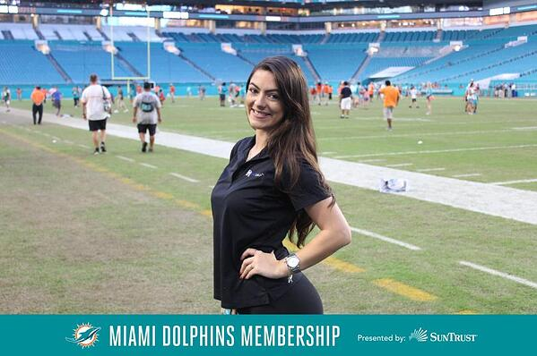 Miami Dolphins Family Day
