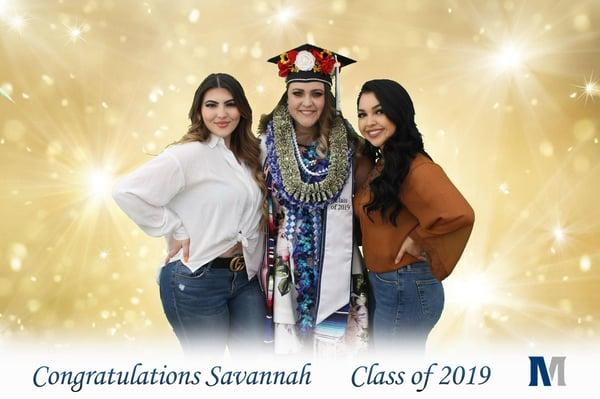 Savannah's Grad