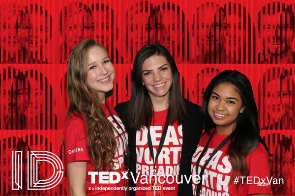 TEDX Photo Booth