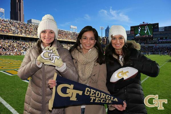 Georgia Tech Supporters