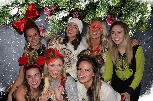 Grinch Whoville Photo Booth