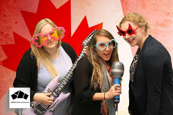 Photo booth industry in Canada