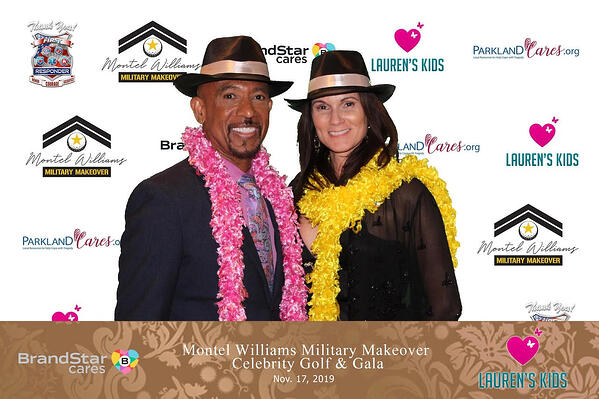 Montel Williams Golf Tournament